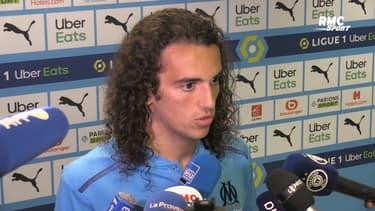 """OM 0-0 PSG : Guendouzi déçu """"ni fier ni heureux"""" du match nul"""