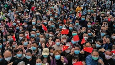 Le nombre d'abonnements mobiles en Chine est en chute libre depuis décembre.