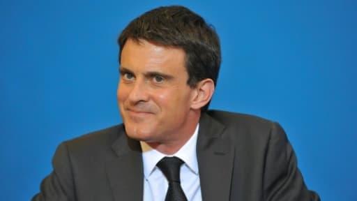 """Manuel Valls salue un """"travail précis et constructif"""" avec la CFTC - Lundi 7 mars 2016"""