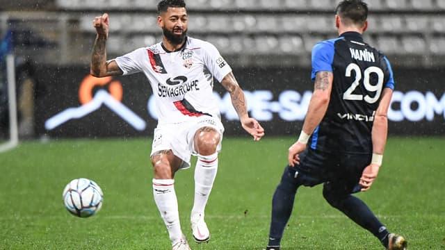Paris FC - Guingamp (match aller)