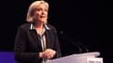 Marine Le Pen a quelque peu modéré sa communication sur la sortie de l'euro ces derniers jours
