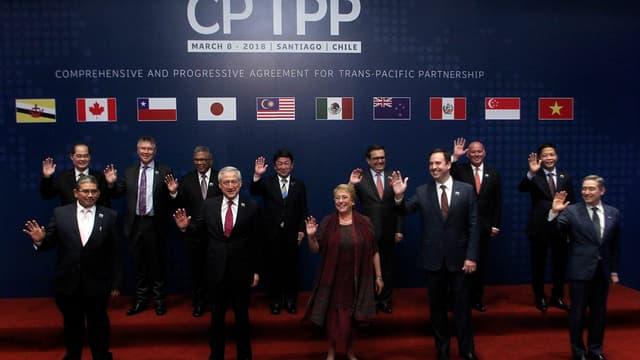 L'accord est désormais appelé Partenariat transpacifique global et progressiste (CPTPP pour son sigle anglais).