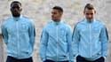 Moussa Sissoko, Hatem Ben Arfa et Lucas Digne