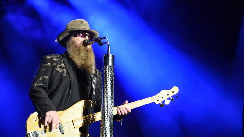 Dusty Hill, le bassiste de ZZ Top, est mort à 72 ans