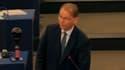 Philippe Lamberts s'est adressé à Emmanuel Macron au Parlement européen.