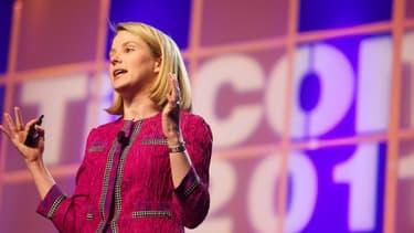 Cela fait un an que Marissa Mayer est à la tête de Yahoo.