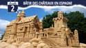Des châteaux en Espagne, un projet chimérique?