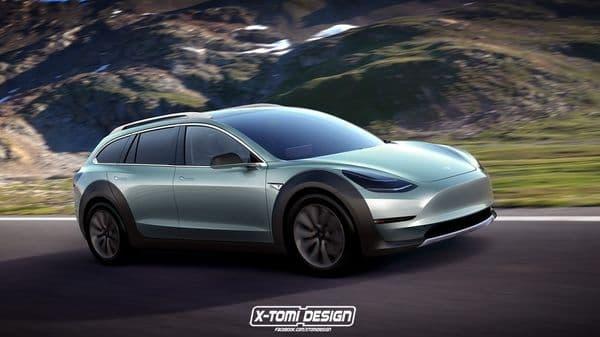Une Model 3 Crosswagon? Il suffisait de demander.