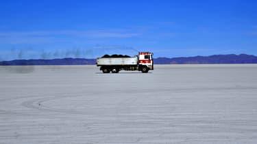 La Bolivie héberge d'énormes gisements de lithium, grâce à ses immenses étendues de lacs salés.