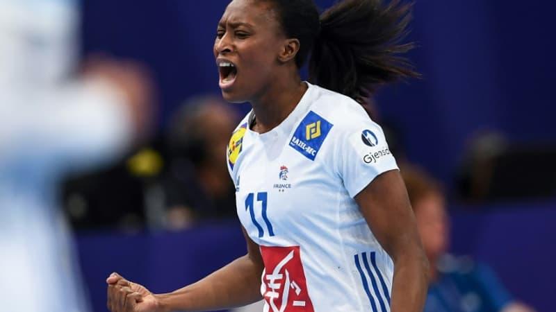 la capitaine, Siraba Dembélé, blessée et forfait pour les Jeux de Tokyo