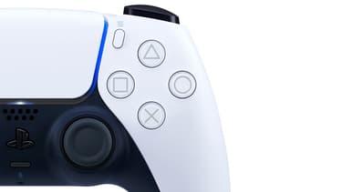 La manette de la PlayStation 5