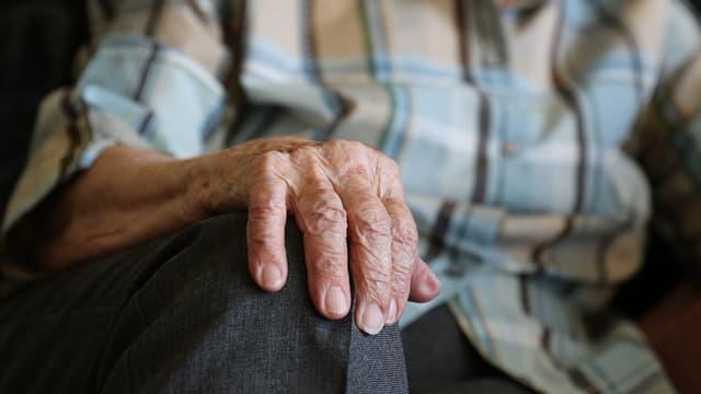 La vieille dame, âgée de 85 ans, s'est retrouvée sans le sou.