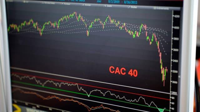 La Bourse de Paris a trébuché ce 24 août.
