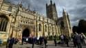 La cathédrale de Gloucester a installé des panneaux solaires.