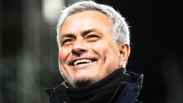 José Mourinho - nouvel entraîneur de la Roma