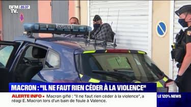 Emmanuel Macron giflé: le domicile du principal suspect perquisitionné