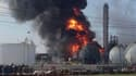 Une puissante explosion suivie d'un incendie s'est produite jeudi dans l'usine chimique Williams Olefins à Geismar, en Louisiane, faisant un mort et 33 blessés. L'incendie n'était toujours pas éteint trois heures après l'explosion de 08h37 (13h37 GMT). /P