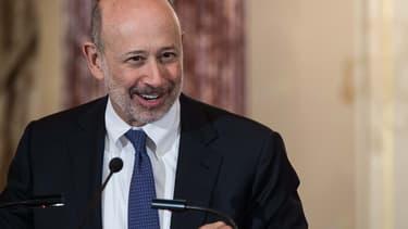 Lloyd Blankfein dirige Goldman Sachs depuis 2006