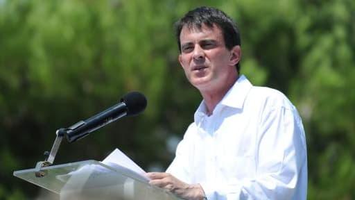 Manuel Valls a assuré comprendre les inquiétudes des salariés de la SNCM.