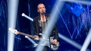 Calogero sur scène