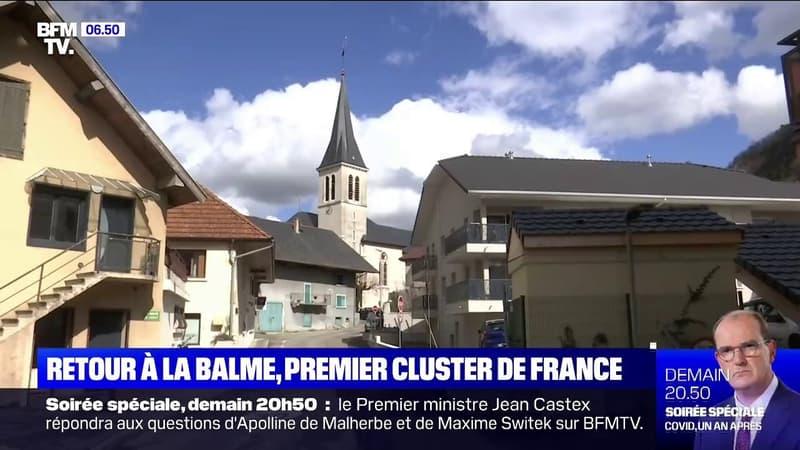 Covid-19: il y a un an, La Balme-de-Sillingy devenait l'un des premiers clusters de France