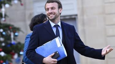 Emmanuel Macron veut intensifier la lutte contre le chômage