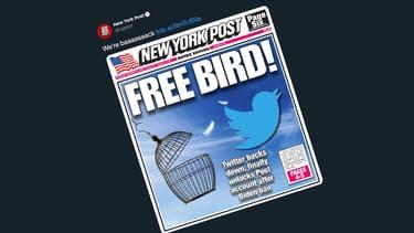 En deux semaines, le compte du New York Post a attiré près de 200.000 abonnés.