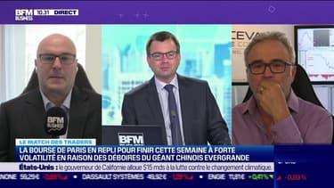 Le Match des traders: Jean-Louis Cussac VS Stéphane Ceaux-Dutheil - 24/09