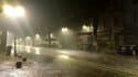 D'importantes pluies se sont abattues sur Alès, dans la nuit de samedi à dimanche 26 septembre 2021