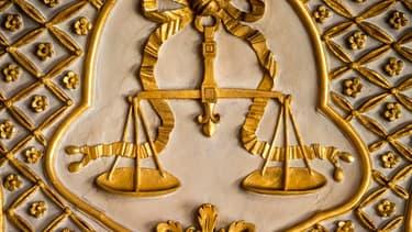 La balance de la justice - Image d'illustration