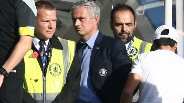 Les temps sont durs pour Mourinho et les Blues.