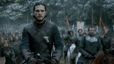 "Kit Harington, l'un des interprètes principaux de ""Game of Thrones""."