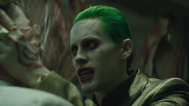 "Jared Leto dans ""Suicide Squad""."