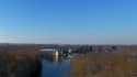 La Loire dans le département du Cher.