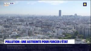 Le gouvernement contraint de réduire la pollution de l'air dans plusieurs villes, dont Paris