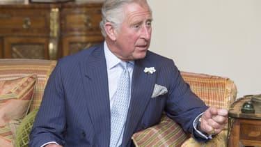 Le Prince Charles le 11 juin 2015