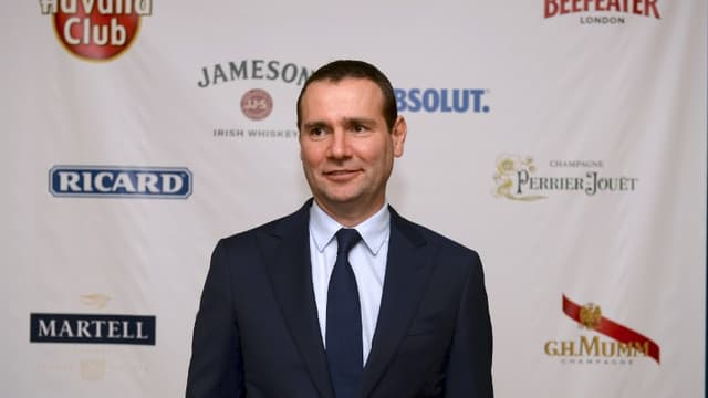 Alexandre Ricard, PDG du groupe Pernod Ricard