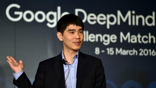 Lee Sedol, le champion du monde de jeu de Go.