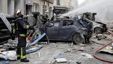 Une explosion a eu lieu dans une boulangerie du 9è arrondissement de Paris ce samedi.
