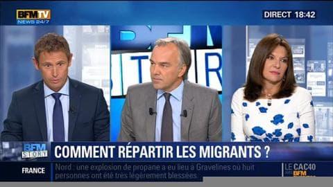 Comment répartir les migrants en Europe ?