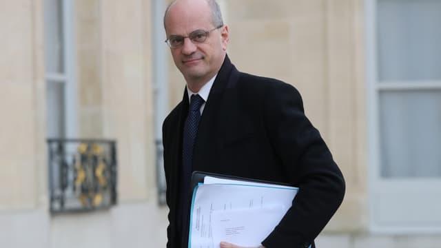 Jean-Michel Blanquer, le 15 janvier 2020