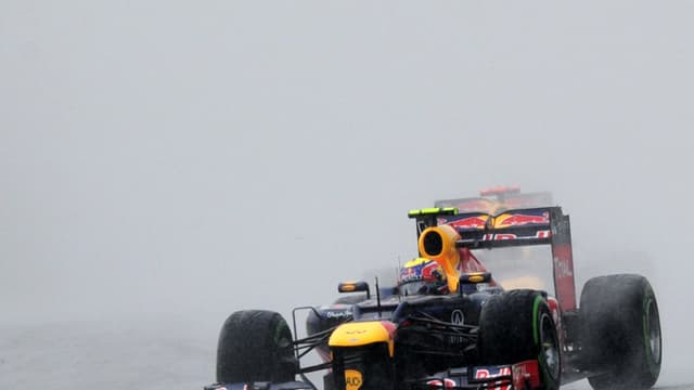 Mark Webber en 2012