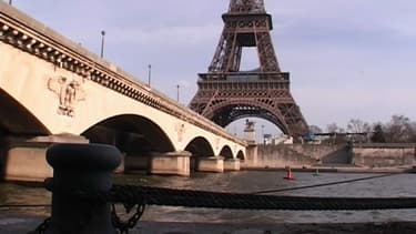 La piétonnisation du pont d'Iéna est à l'étude.