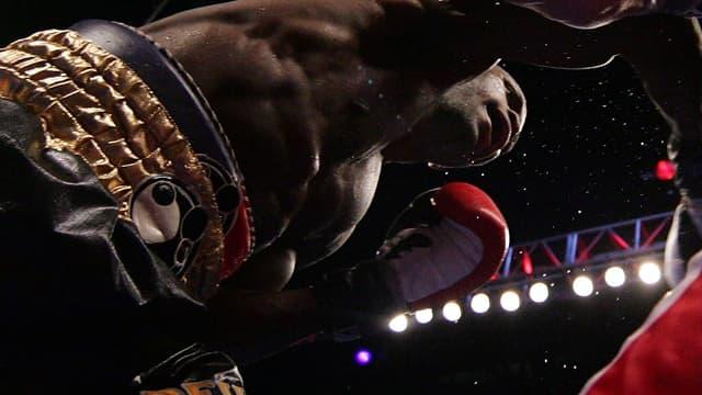 Le boxeur américain Steve Cunningham