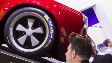 Même si les ventes de Michelin résistent, notamment grâce aux produits haut de gamme, le groupe pâtit du décrochage du marché auto chinois.