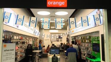 Orange règle la polémique israélienne.
