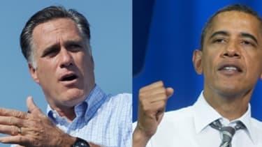 Obama prend l'avantage sur Mitt Romney lors de ce deuxième débat