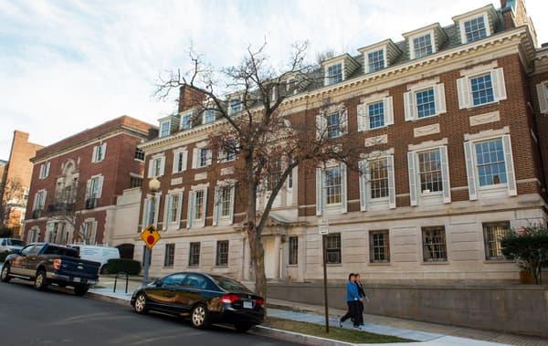 Jeff Bezos a racheté l'ancien musée du textile à Washington à la fin des années 1990.