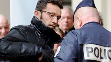 L'ex-footballeur Ghislain Anselmini a été condamné à cinq ans de prison, mardi, par la cour d'assises de la Savoie dans l'affaire du rapt avorté de son ancien coéquipier Fabrice Fiorèse en 2012 - Mardi 19 janvier