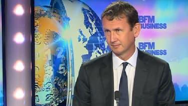 Maxime Lombardini était l'invité de Stéphane Soumier dans Good Morning Business ce 1er septembre.